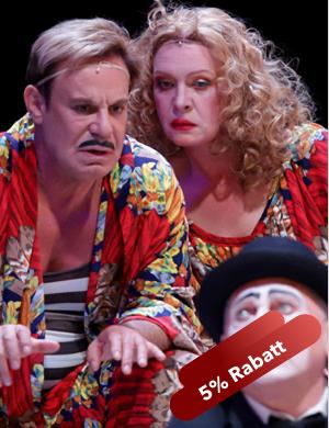 «Путаны». Театр Романа Виктюка в Германии 2020